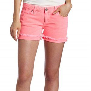 PAIGE | Jimmy Jimmy Pink Shorts | Size 28